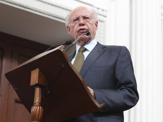 Diálogo sí, pero con argumentos y gente identificada, pide el rector de la UNAM