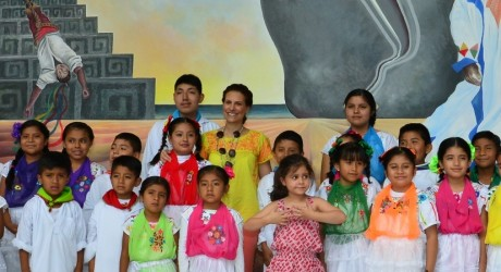 Kani Tajín, fiesta y cultura para nuestra niñez: Karime Macías