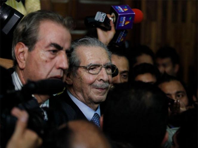 Indigna fallo de anulación de sentencia contra Ríos Montt