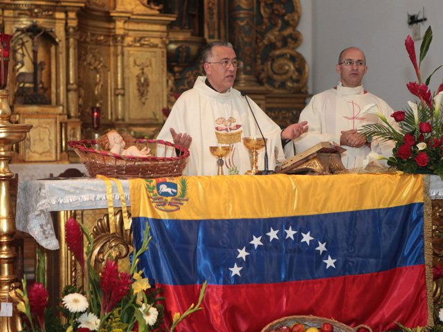 Escasez alimentaria en Venezuela pega a la Iglesia; se queda sin vino