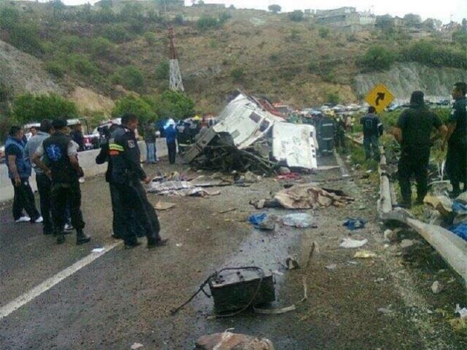 Por accidentes viales, más del 90% de muertes en Veracruz