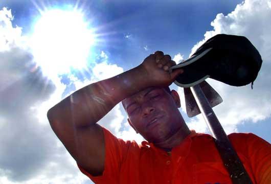 Temperaturas cálidas se esperan en Veracruz durante la semana que inicia