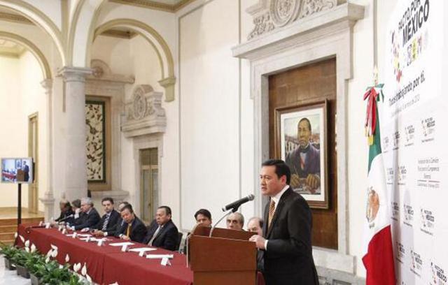 El Pacto crea comisión para vigilar elecciones