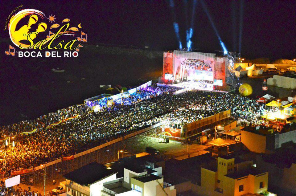 Inicia Festival Internacional de la Salsa 2013