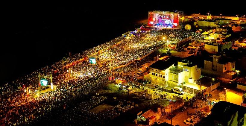 Segunda noche de música y alegría en el Festival Internacional de la Salsa de Boca del Río 2013