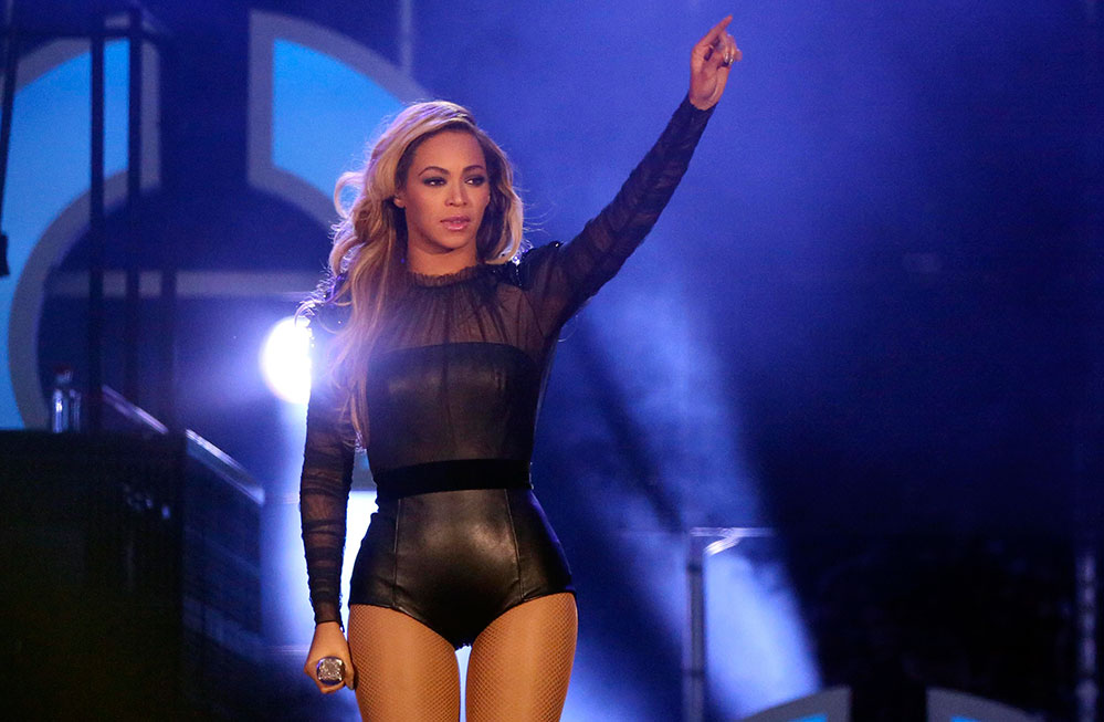Beyoncé viene a México