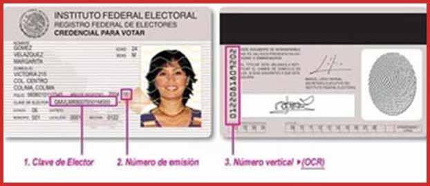 Junta Distrital 11 del Registro Federal de Electores repondrá credenciales para votar con fotografía extraviadas