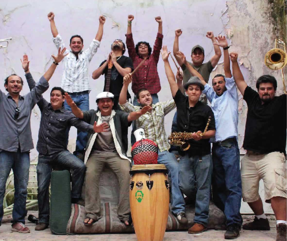 Los Aguas Aguas invitan a su concierto para recaudar fondos rumbo a su gira por Europa
