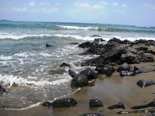 Debido a FF 6 cierran playas de Veracruz-Boca del Río a bañistas