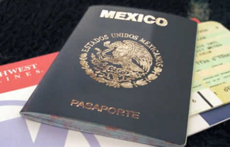 Nuevas tarifas para tramitar pasaporte