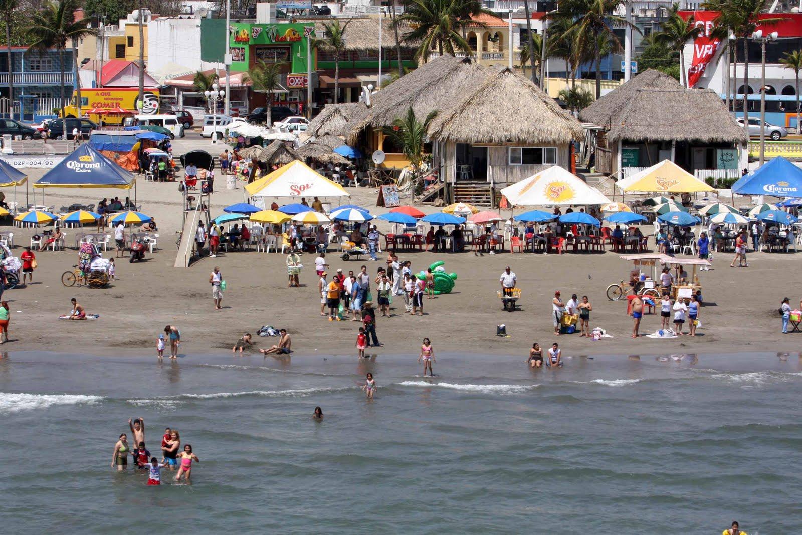 Aumenta el turismo en Veracruz