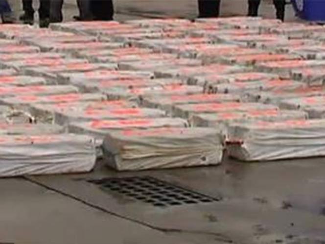 Cae red de tráfico de cocaína en Roma; detienen a 23 personas