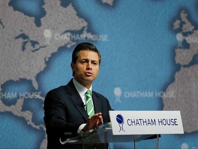 Peña Nieto destaca 'cambios de fondo' que requiere reforma energética