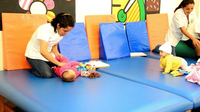 Pago de luz dificulta a Criver brindar atención a niños con discapacidad