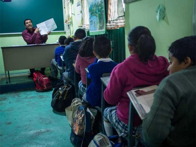 Publican lineamientos para el programa de Escuelas Dignas 2013