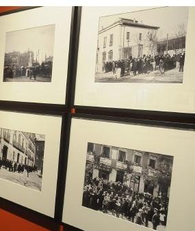 Periodistas de la región de Martínez montan exposición histórica sobre los medios de comunicación
