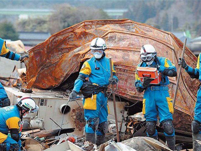 Hallan tóxico estroncio en aguas de Fukushima