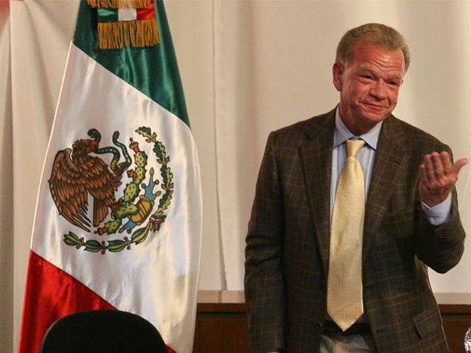Abogados informan retraso de Granier Melo a México por 'cuestiones logísticas'