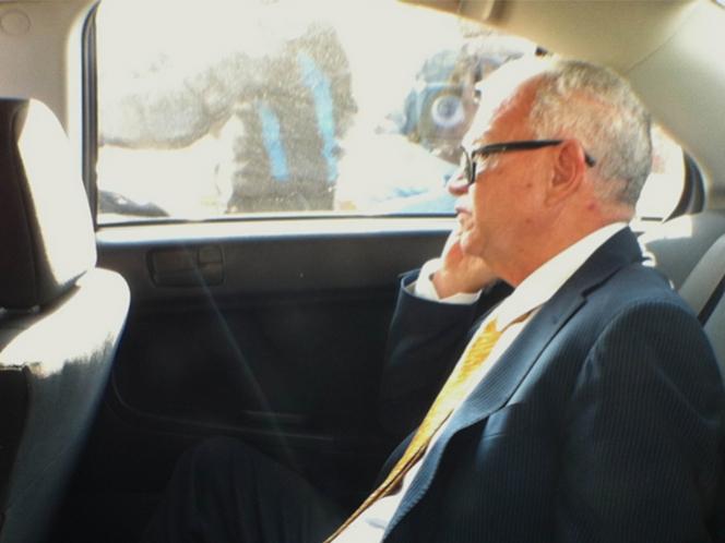 Granier ingresa de manera urgente a hospital; no viajará a Tabasco