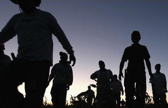 Imparten talleres a migrantes sobre seguridad laboral