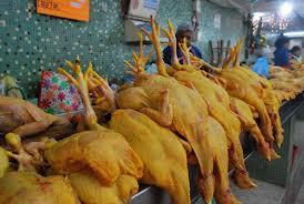 Veracruz, pionero en producción de carne de pollo