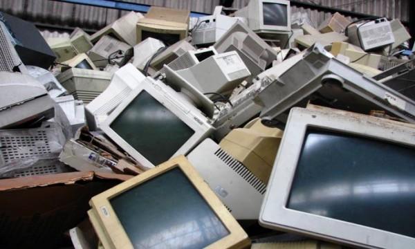 Acopian más de tres toneladas de desechos electrónicos en Córdoba