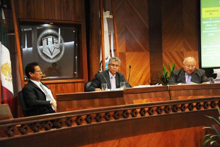 A mediano plazo, resultados esperados de la Reforma Electoral: Ruíz Morales