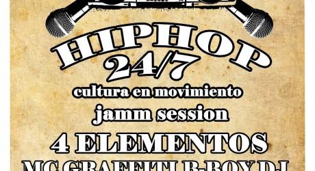 Concierto, jam y charla sobre el hip-hop, este miércoles en el Recinto Sede del Ivec