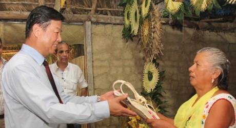 La cultura de Veracruz, digna de admiración: Embajada de China