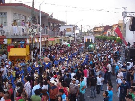Alegría, tradición y diversión familiar en el Carnaval de San Rafael