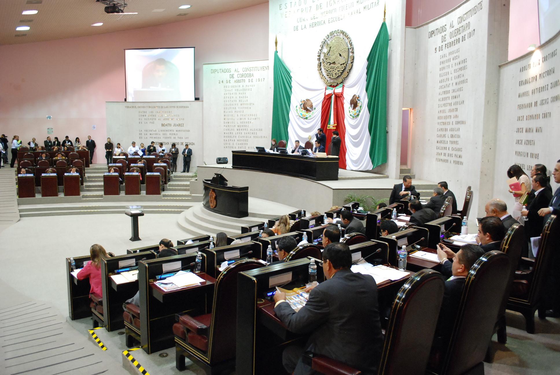 Iniciativa de Ley de Protección Civil y la Reducción del Riesgo de Desastres para el Estado de Veracruz
