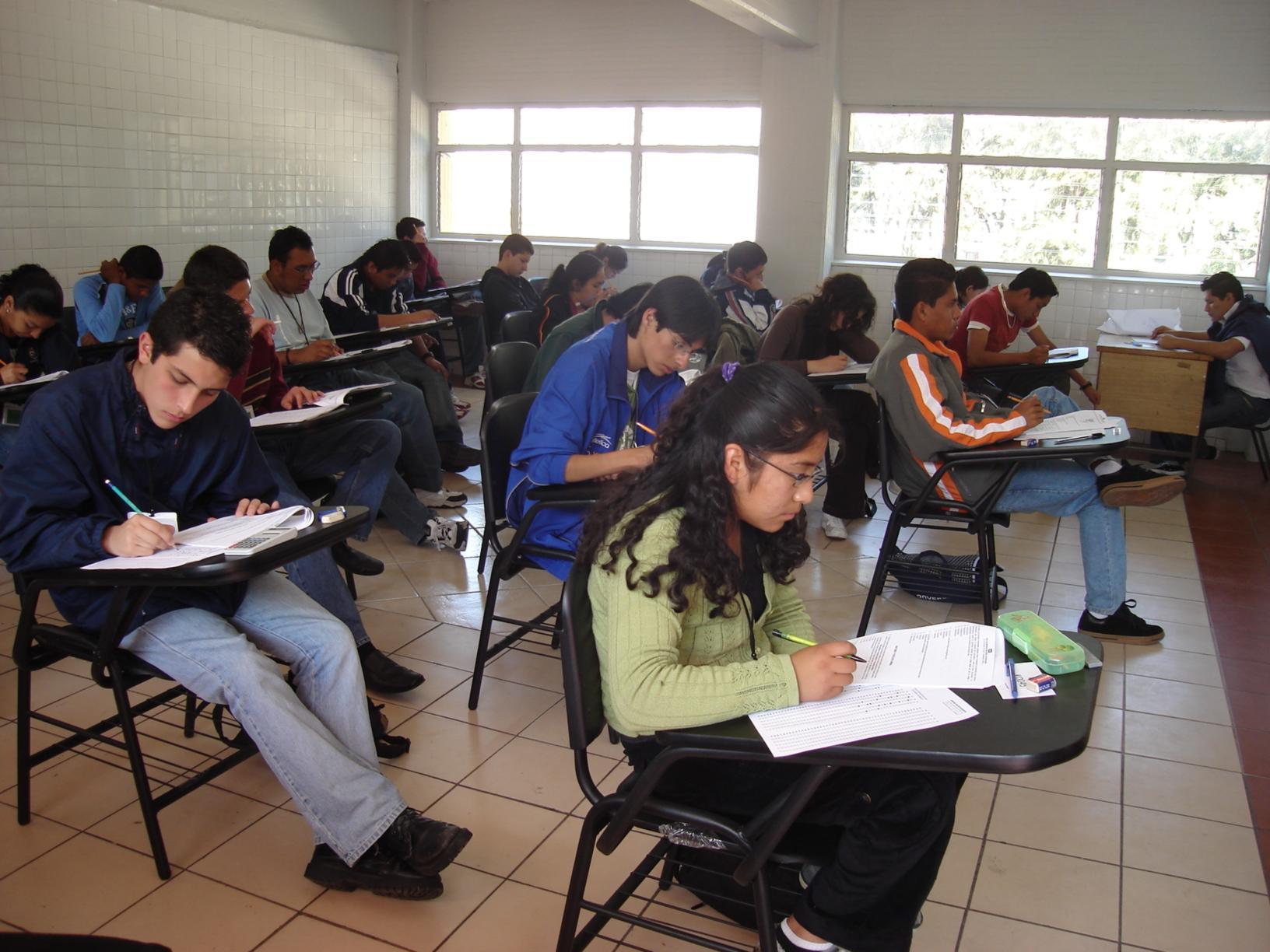 El 31 de julio se darán a conocer las listas de corrimiento para los aspirantes de nuevo ingreso a las escuelas de bachillerato