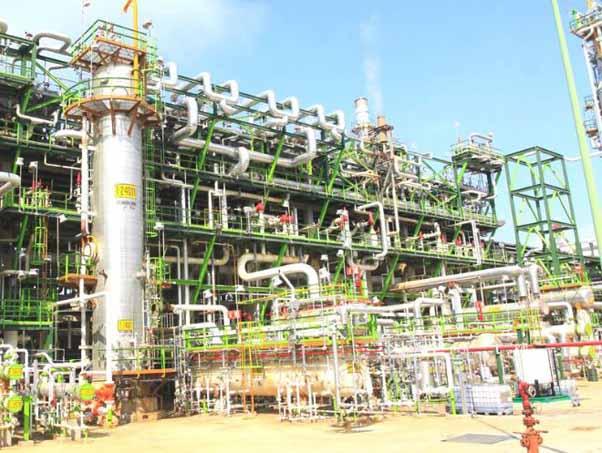 El complejo petroquímico Etileno XXI recibe Premio Internacional de Seguridad Industrial