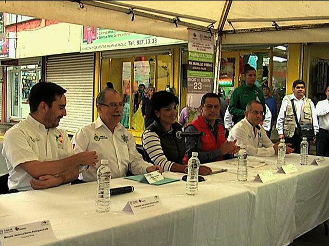 Reabren circulación en avenida Murillo Vidal de Xalapa