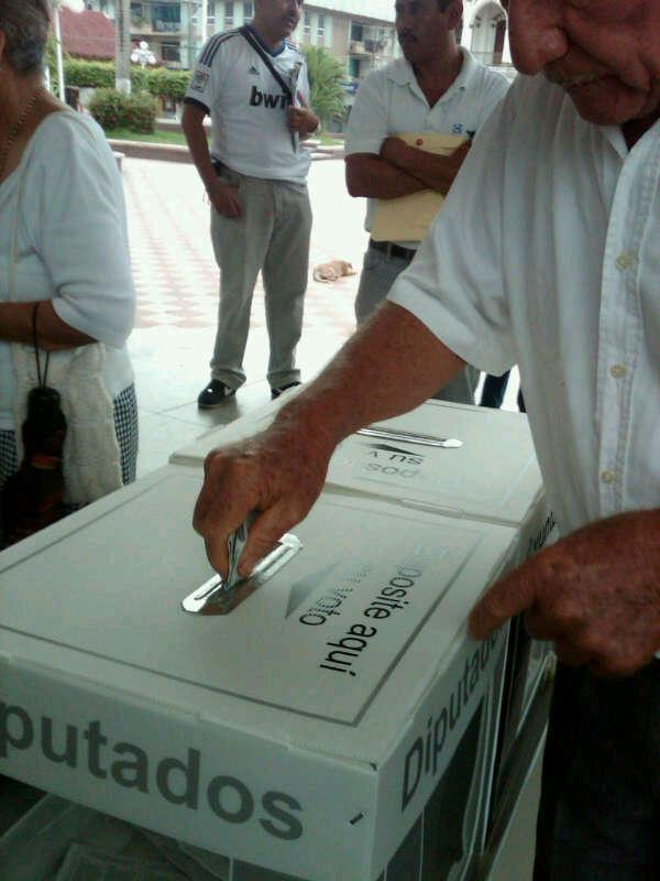 Garantiza IEV imparcialidad, seguridad y legalidad en jornada electoral