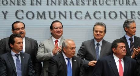 Anuncia Peña Nieto multimillonaria inversión para infraestructura de comunicaciones en Veracruz