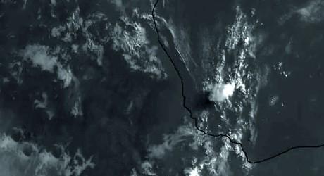 Temperaturas altas durante el día, posibles lluvias vespertinas: SPC