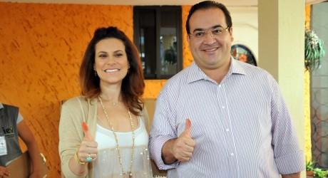 Veracruz dará hoy una gran muestra de participación política: Javier Duarte