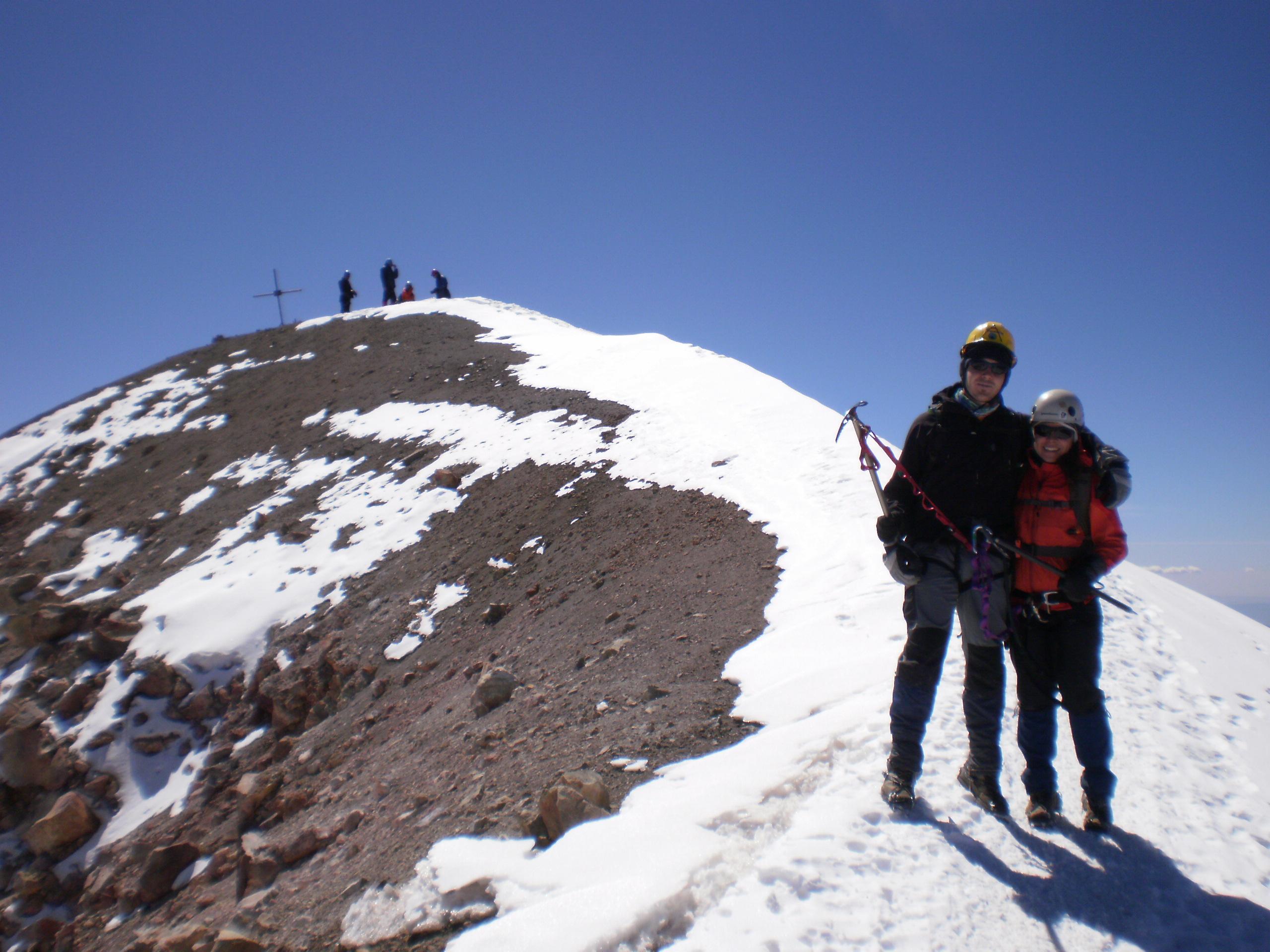 El Pico de Orizaba, entre el turismo y un importante sistema de captación de agua