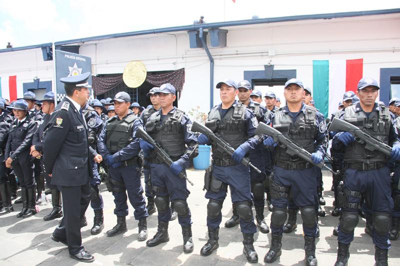 Egresa la sexta generación de policías acreditables