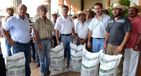 Inicia Sedarpa programa La Iniciativa Privada apoya al Campo Veracruzano en 6 municipios