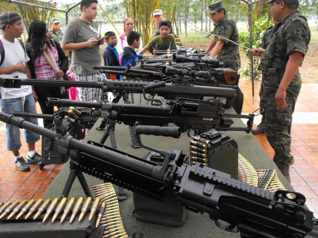 Realizan paseo dominical en la XXIX Zona Militar de Minatitlán