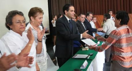 Veracruz, listo para los nuevos retos educativos: SEV
