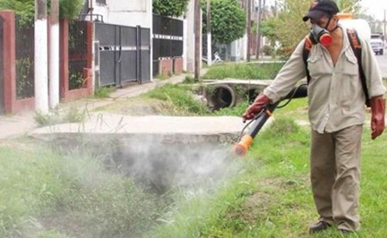 La Secretaría de Salud refuerza las acciones contra el dengue en el estado