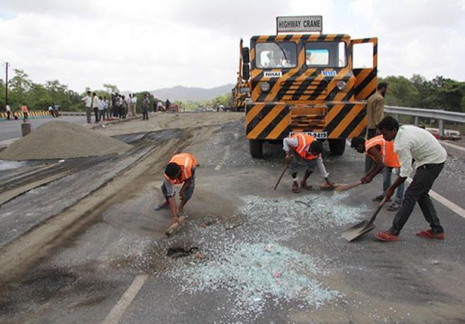 Inicia rehabilitación de la carretera Pánuco-Tempoal