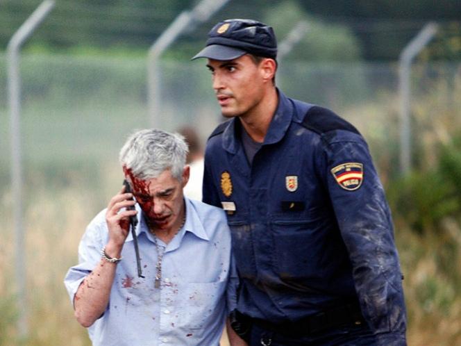 El maquinista de accidente en España se niega a declarar ante la Policía
