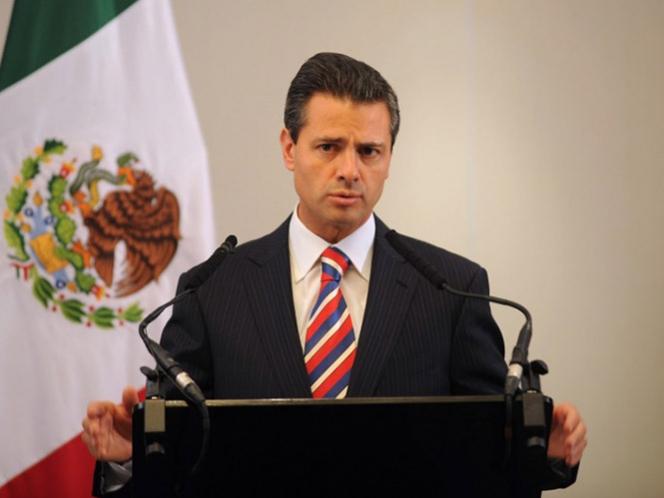 Peña viaja a EU para la conferencia de Sun Valley