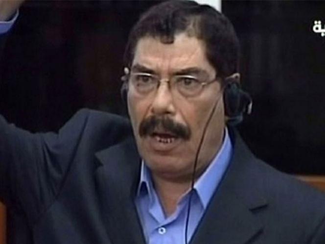 Fallece hermano de Saddam Hussein en Irak
