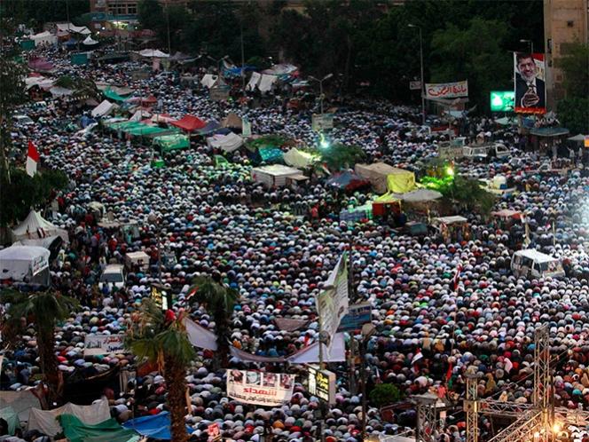 Justicia egipcia ordena detención del líder de Hermanos Musulmanes