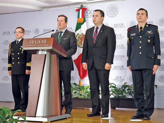 PGR investiga el pacto de espionaje con Estados Unidos